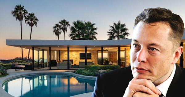 Elon Musk muốn bán hết nhà và tài sản, nhưng quá khó thanh lý bởi chúng có giá trị hơn 100 triệu USD