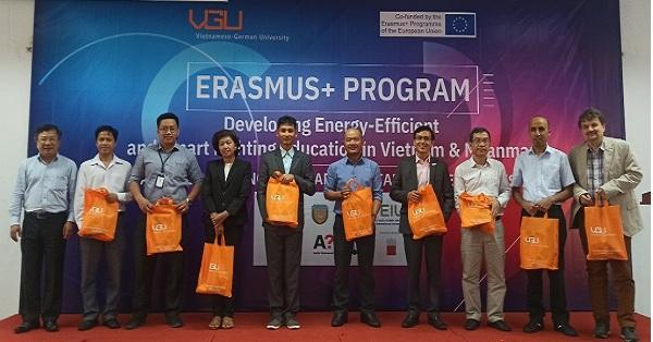 Bốn trường ĐH Việt Nam tham gia dự án đào tạo chiếu sáng thông minh
